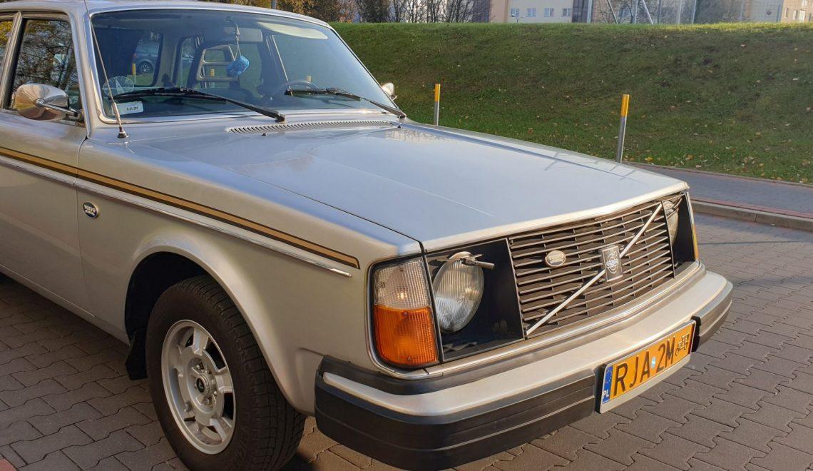 Na 50-lecie marki: Volvo 244