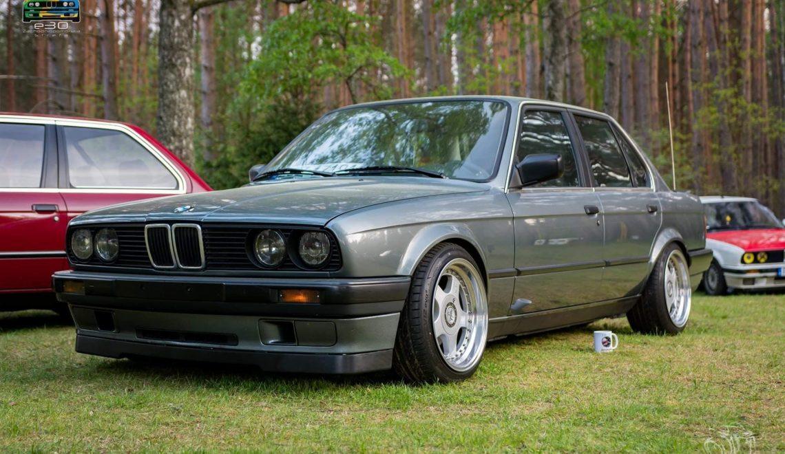 Jak uszyty na miarę garnitur: BMW E30