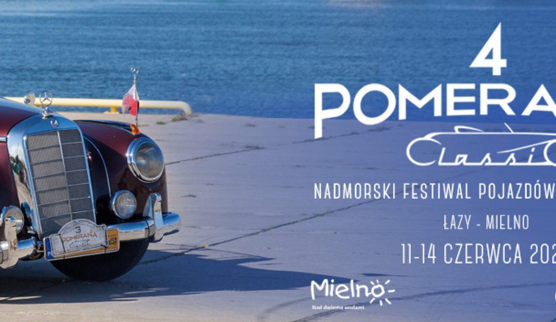 Pomerania Classic: święto miłośników motoryzacji