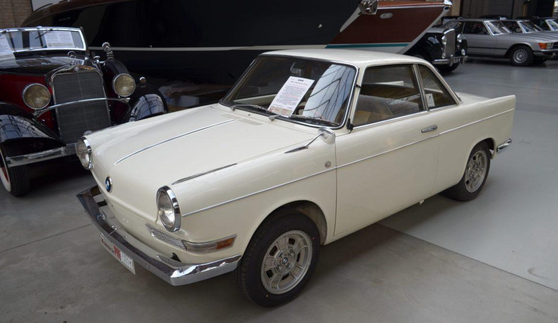 Bardzo rzadkie: BMW 700 C Kurzheck-Coupe