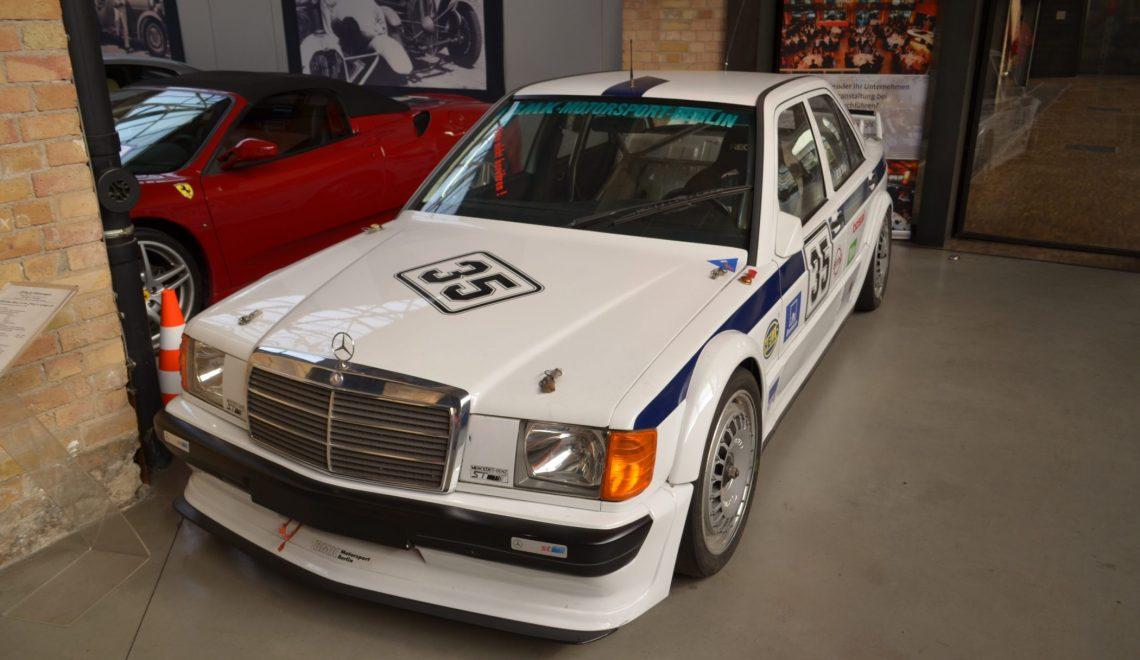 Jeden z dziesięciu: Mercedes 190 E 2,5-16, EVO 1, Grupa A