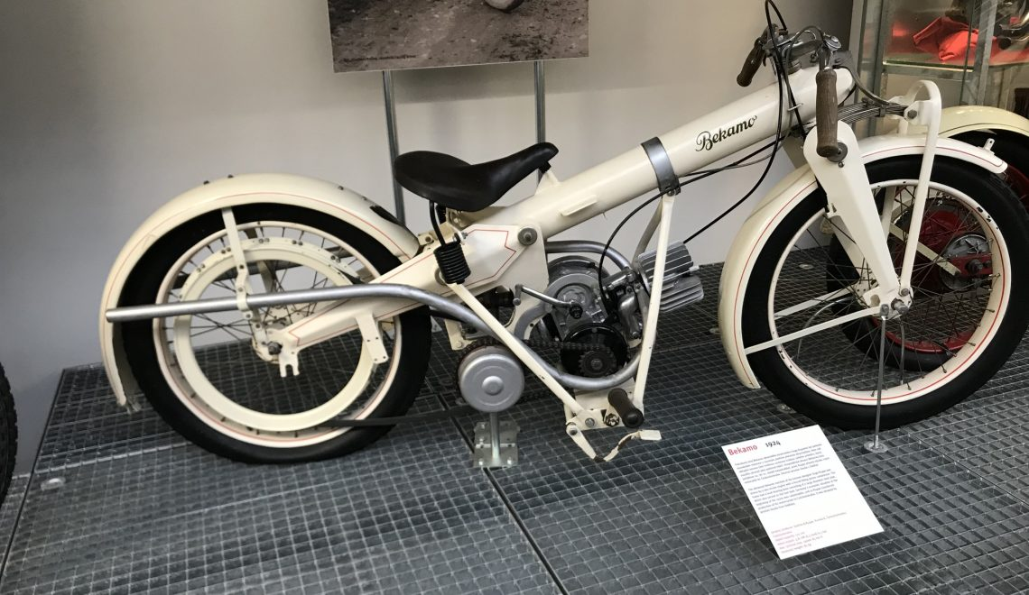 Classicbike: Bekamo, 1924