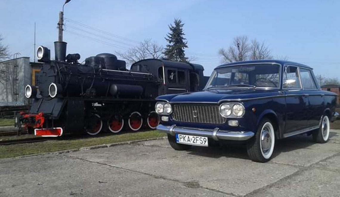 """Przodek polskiego """"kanta"""": Fiat 1500"""