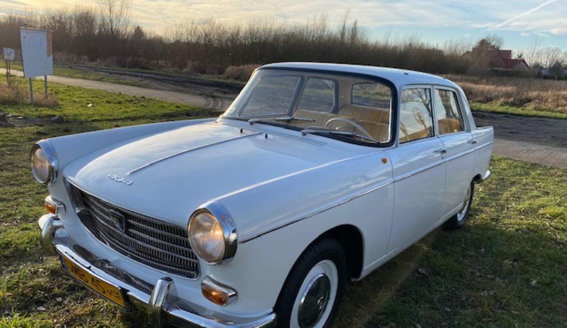 Peugeot 404 z TVNu