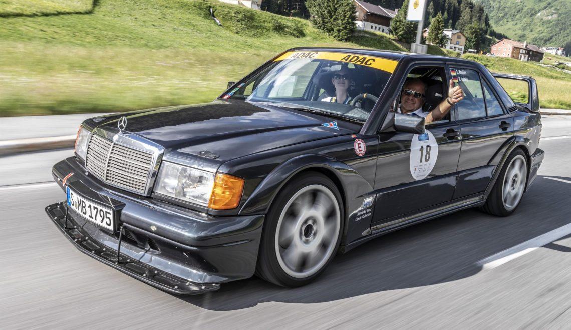 Ewolucja – w teorii i w praktyce: 30 lat temu zadebiutował Mercedes-Benz 190 E 2.5-16 Evolution II