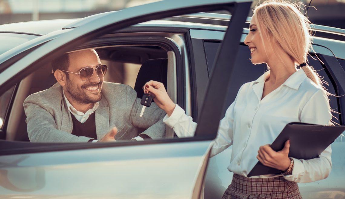 Wypożyczalnia samochodów – 5 powodów, dla których warto korzystać z jej usług
