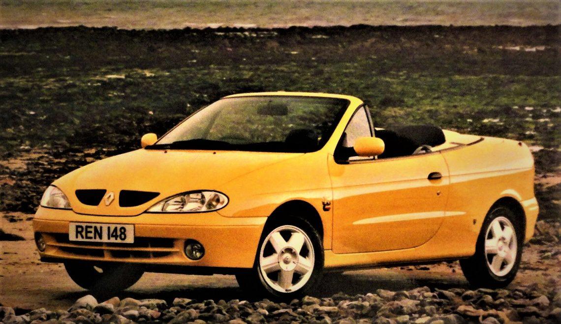 Renault Megane I Cabrio – śpieszmy się zanim odjedzie