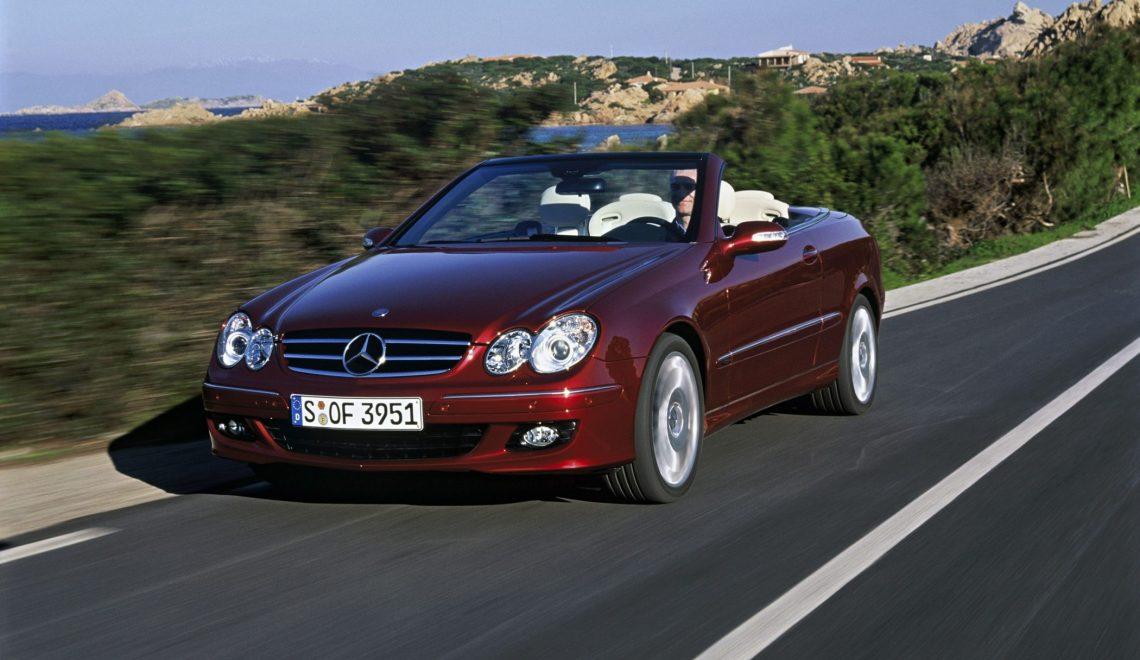 Historia Mercedesów Klasy E Coupé i Kabriolet oraz ich poprzedników