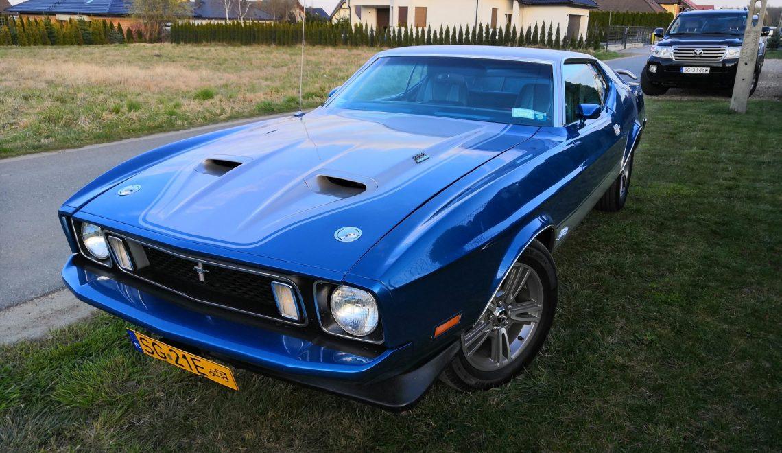 Ford Mustang Mach 1 naszego Czytelnika