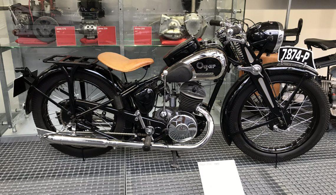 Ogar 250, 1937