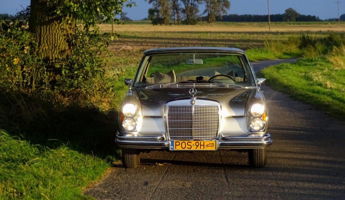 27 000 zł za mały remont: Mercedes-Benz W108 280S, 1972