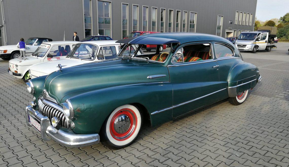 Jedyny w Polsce: Buick Super 50 Sedan Et i 27 litrów benzyny na 100 km
