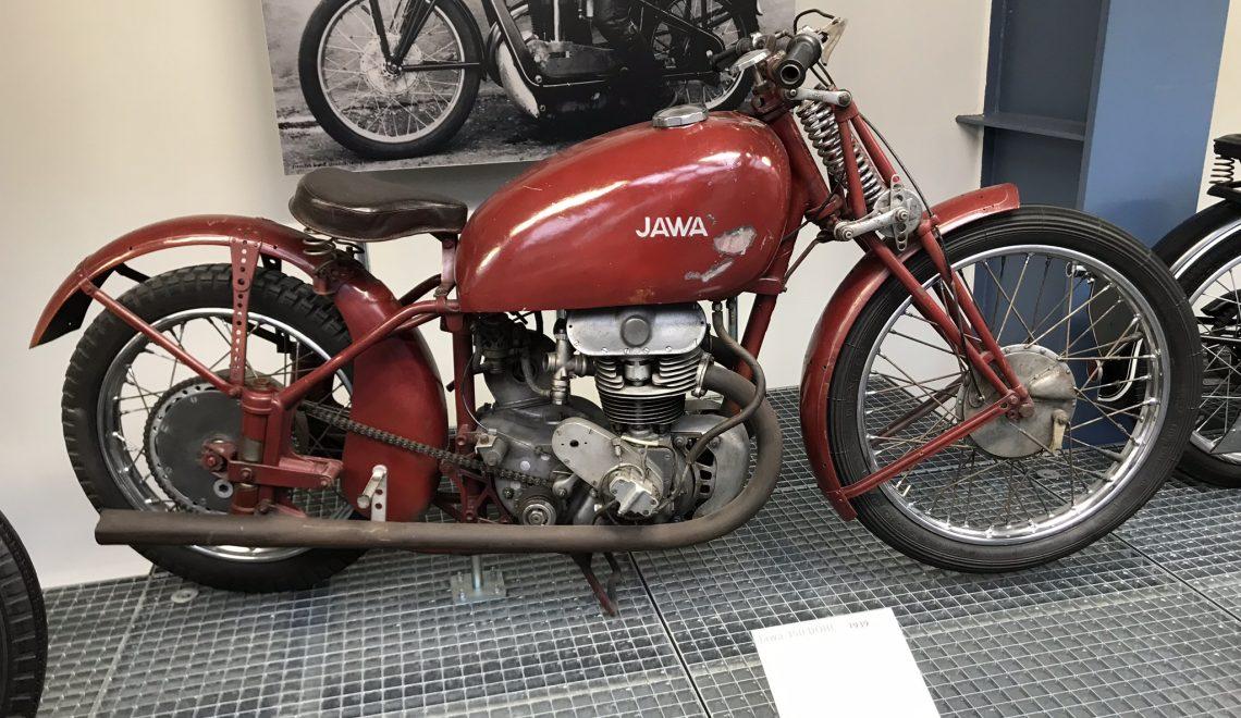 180 km/h : Jawa 350 DOHC, 1939