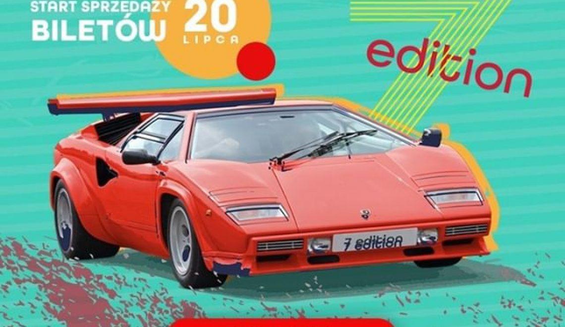 Oldtimer Show, 29-30 sierpnia 2020, PTAK Warsaw Expo