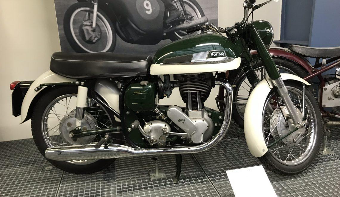 Norton ES 2, 1961