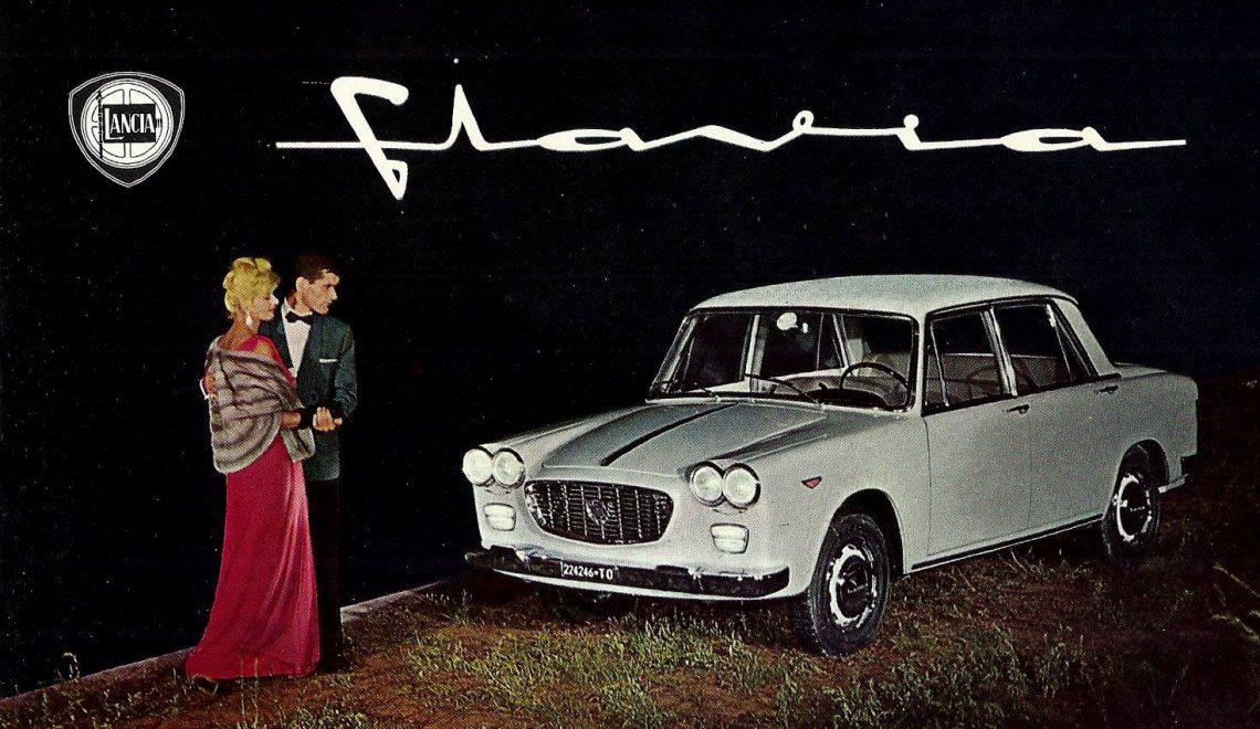 Od wielu lat w cieniu – Lancia Flavia 1961