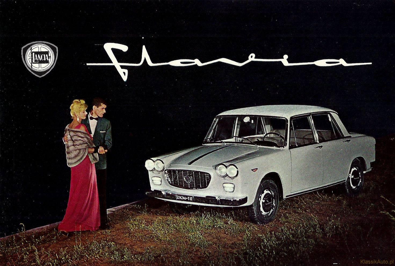 Lancia Flavia 1961