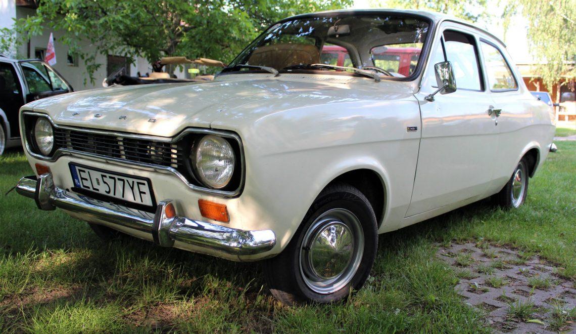 Ford Escort MK1, 1970