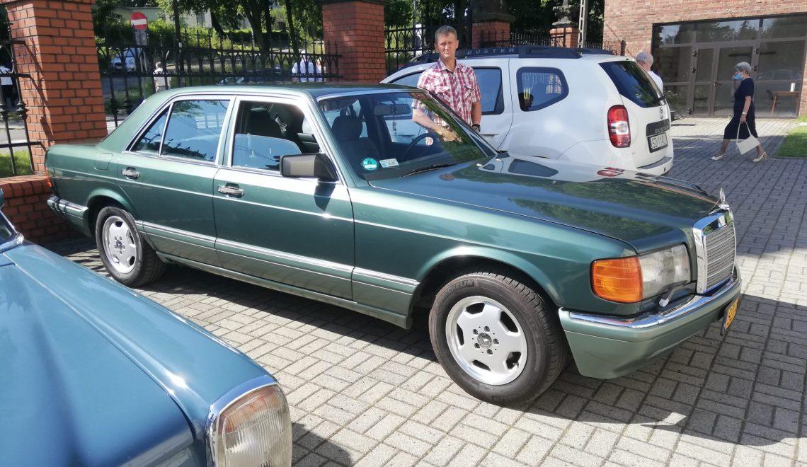 Było warto: Mercedes-Benz W126, 260 SE