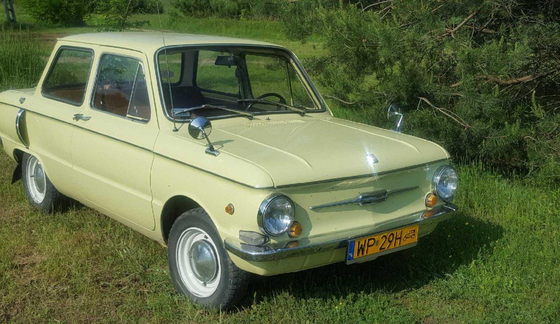 Zaporożec ZAZ 968, 1975