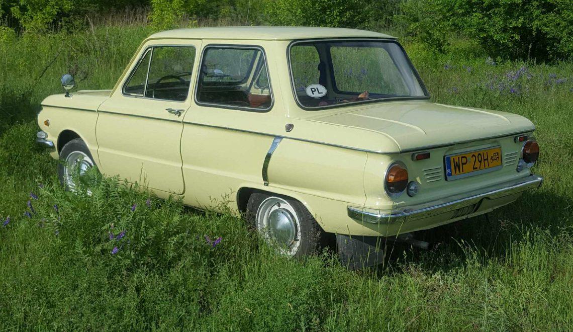 Klasyk Września 2020: Zaporożec ZAZ 968