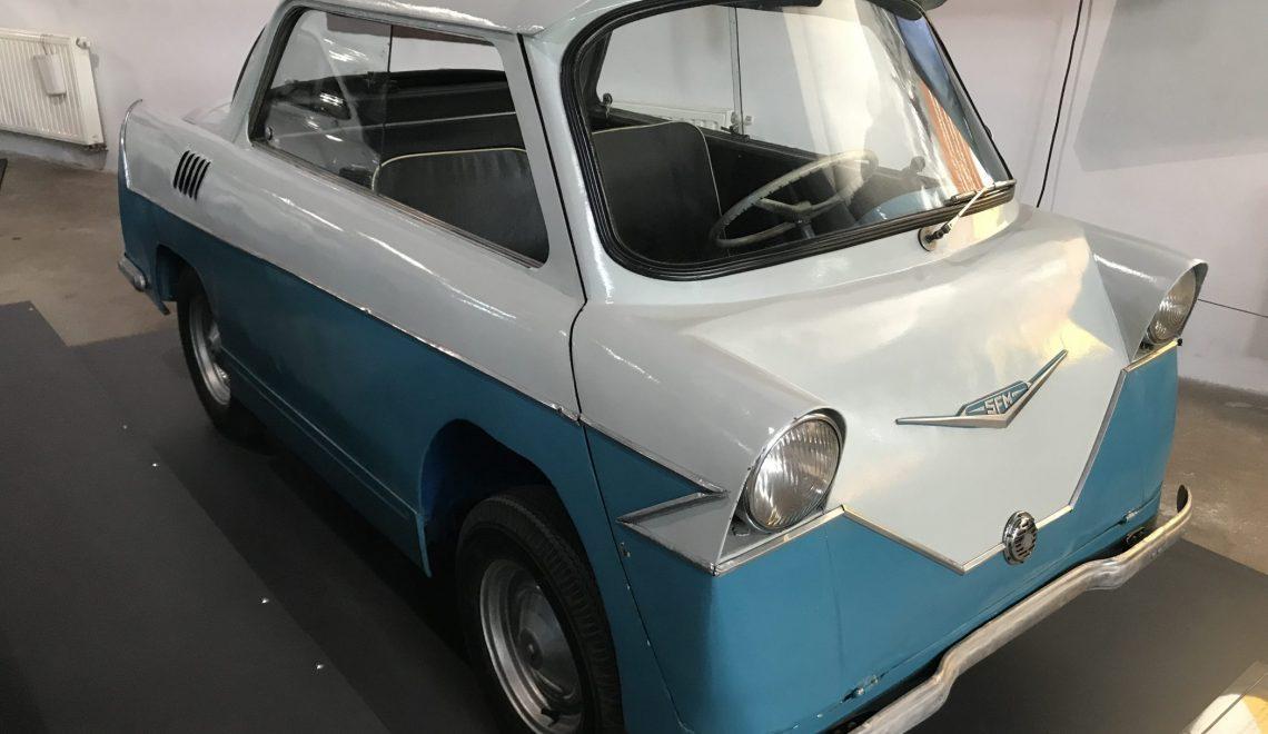 Konkurs: Polskie samochody prototypowe z lat 1945 – 1990
