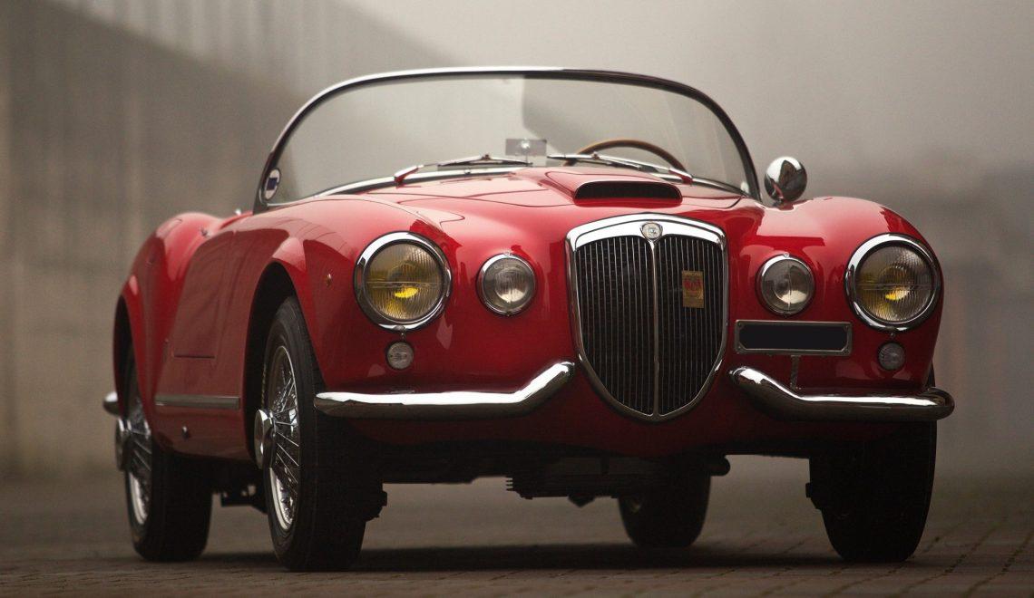 Lancia Aurelia B24 Spider – dzieło sztuki na kołach za 800 000 euro