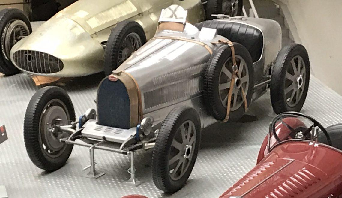 220 km/h w Bugatti 51, 1931