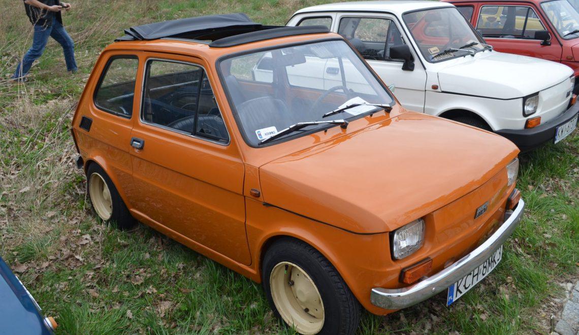 Fiat 126, czy jest kultowy?