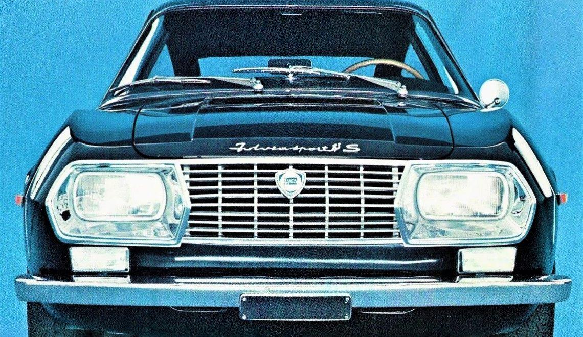 Lancia Fulvia Sport Zegato – inna niż wszystkie