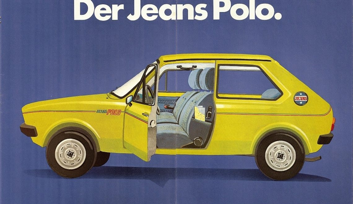Volkswagen Polo I – hatchback dla każdego
