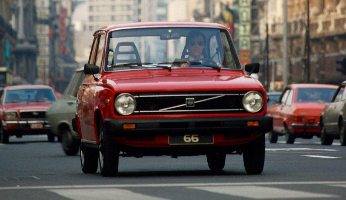Volvo 66, czyli szwedzko-holenderska współpraca