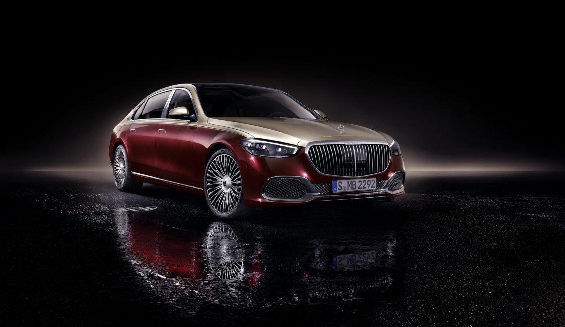 Nowy Mercedes-Maybach Klasy S