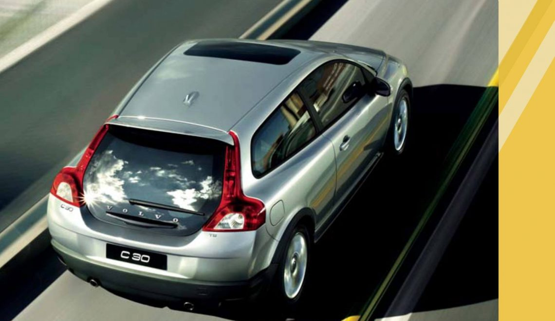 Volvo C30 – przyszły klasyk inspirowany modelem 480