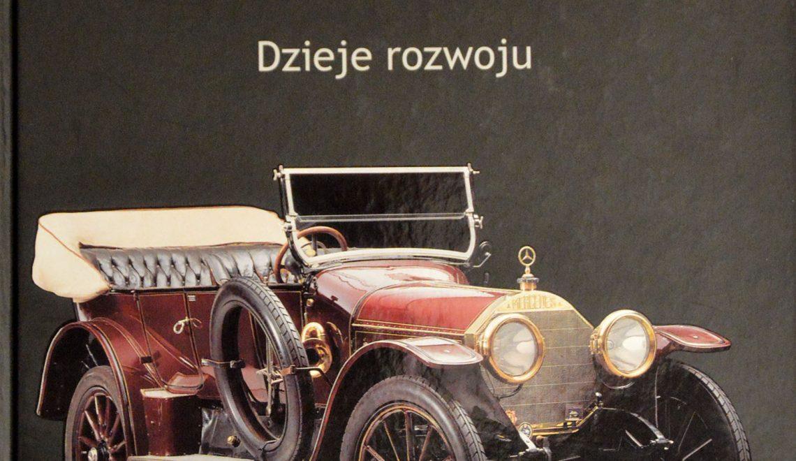 """""""Samochody osobowe: dzieje rozwoju"""", A. Zieliński, WKŁ, Warszawa, 2009"""
