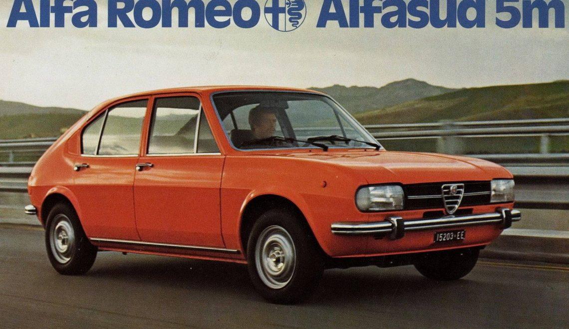 Super wzrost wartości: Alfa Romeo Alfasud