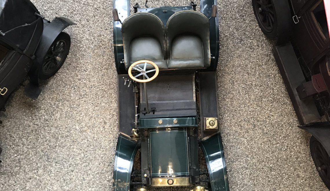 Laurin & Klement voiturette B, 1906