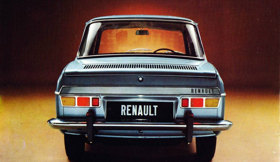 Renault 10 – elegancja Francja