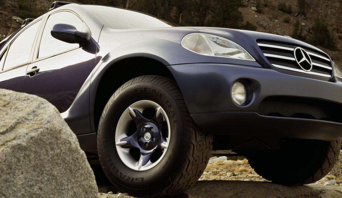 Znacie tego Mercedesa? Od niego się zaczęło….