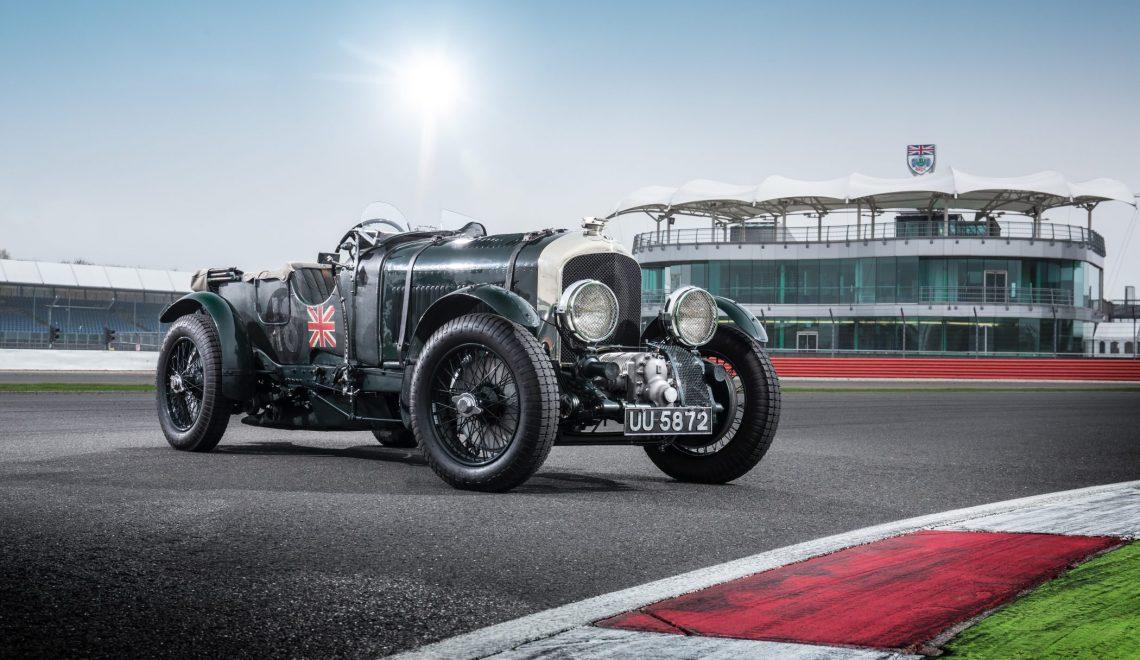 Nowa odsłona super samochodu Bentley Blower po 90 latach