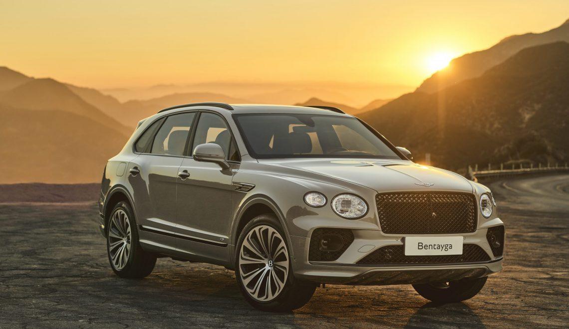 Bentley coraz popularniejszy