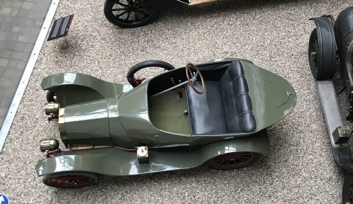 Może być warte kilka milionów euro: Bugatti 13, 1910