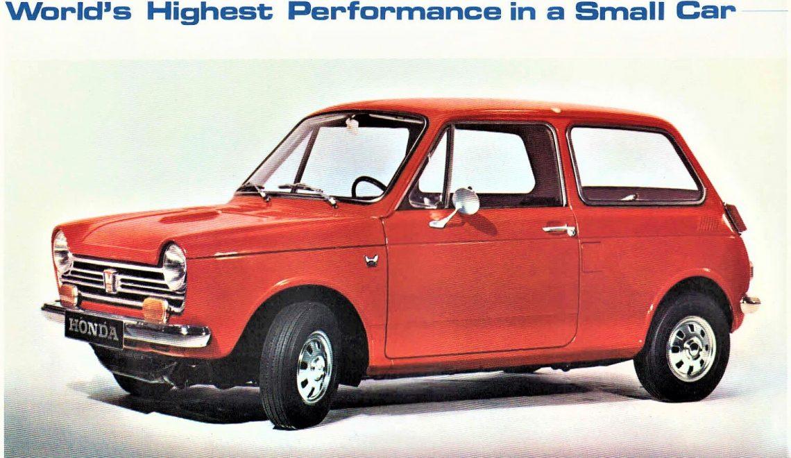 Honda N600 – miała być hitem, ale nie wyszło. Za ile można dziś kupić tego rzadkiego klasyka?