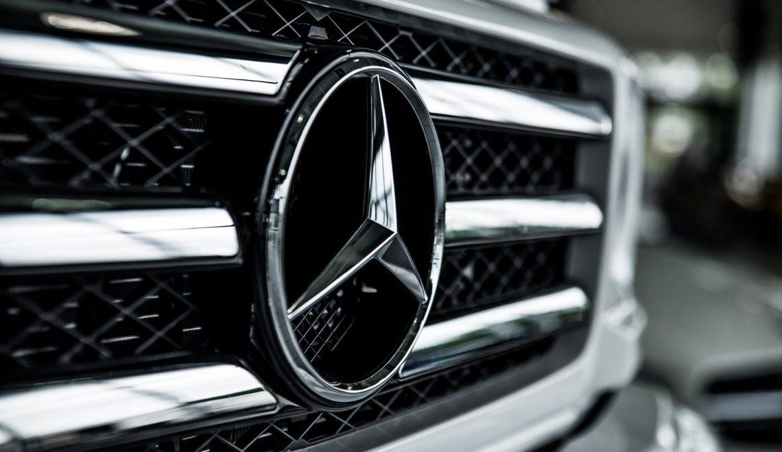 7 najpopularniejszych gadżetów Mercedes