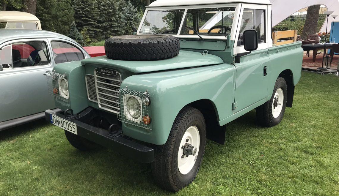 Land Rover – zwiedził dosłownie cały Świat