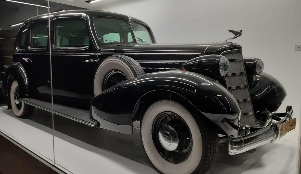Cadillac 355D Marszałka Józefa Piłsudskiego