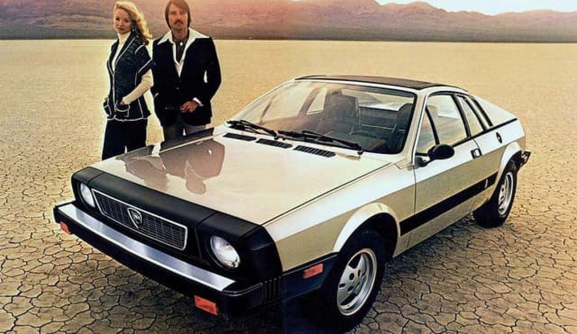 Lancia Scorpion – tania, sportowa Włoszka z temperamentem
