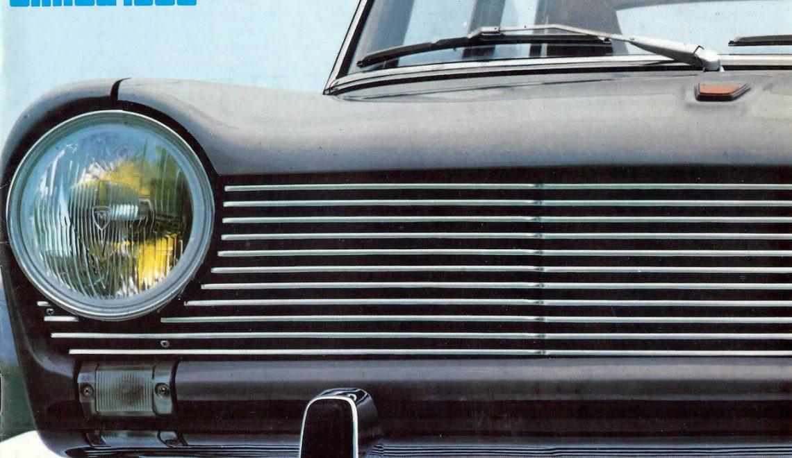 Simca 1300/1500 – najlepszy francuski samochód lat 60-tych?