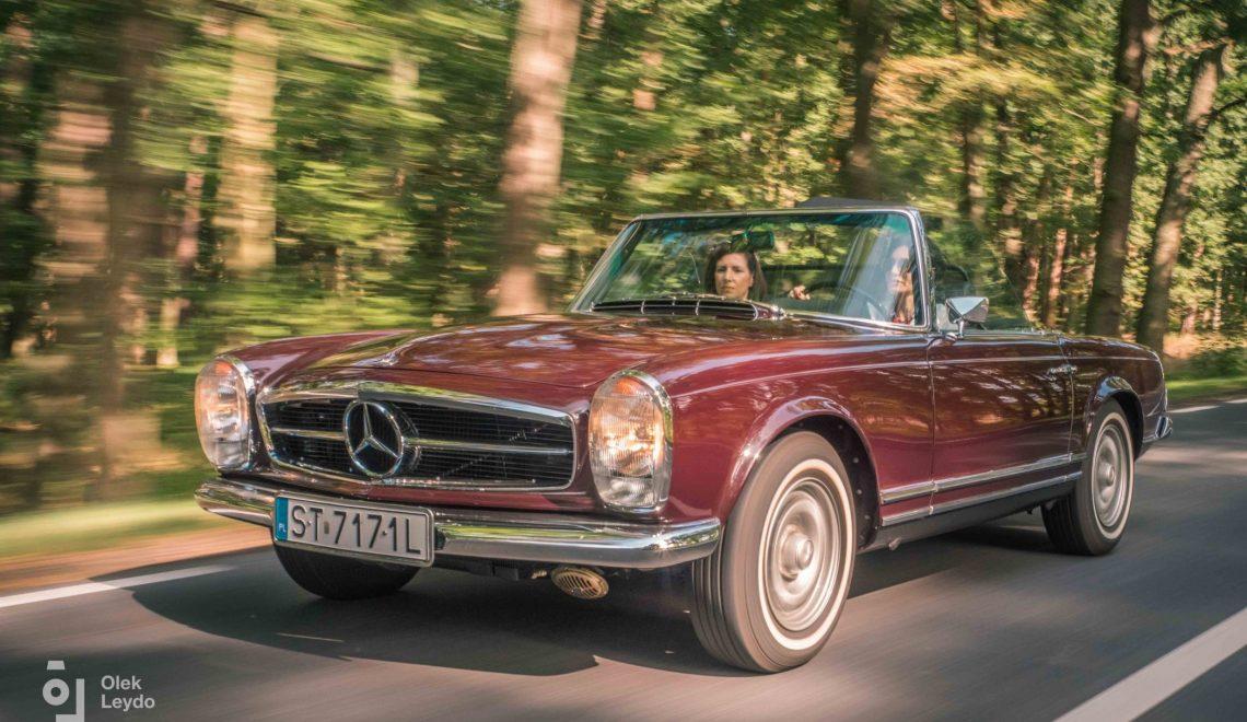 20 lat Klubu Zabytkowych Mercedesów Polska – od kilkunastu do ponad400 klasycznych aut z gwiazdą