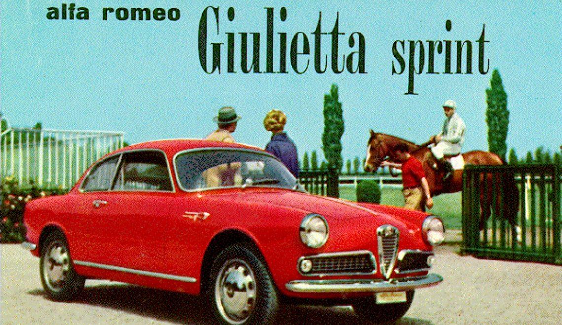 Alfa Romeo Giulietta – kilka wcieleń, jedna legenda